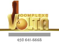 Salles de réception Complexe Volta - Boucherville